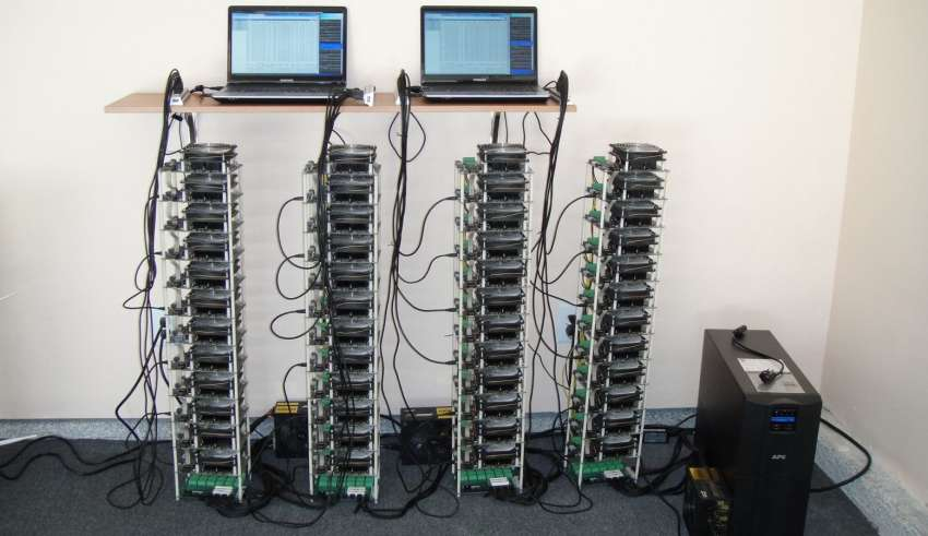 mining videocards